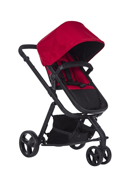 Soo Baby Soo Baby Crea Plus Rosso Bebek Arabası Renkli